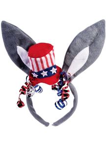 Democrat Headband
