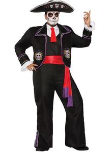Evil Mariachi Costume