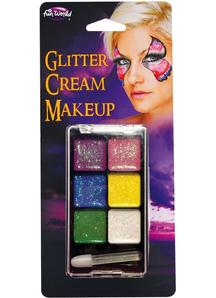 Glitter Cream Makeup Palette