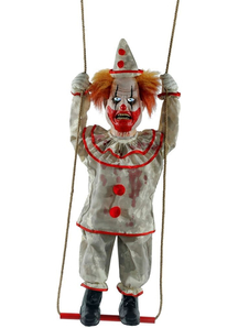 Happy Clown Animated Props