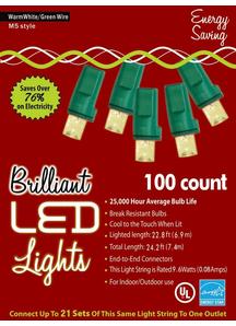 Holiday Lights M 5 Warm White