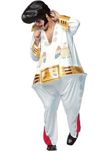 Hoopster Elvis Adult Costume
