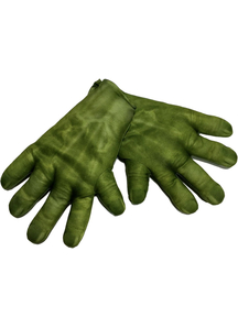 Hulk Child Gloves