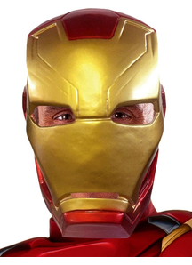 Iron Man Adult Mask