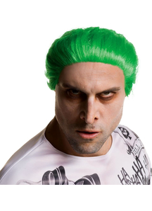 Joker Wig From Suicide Squad