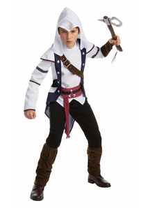 Assassins Creed Ezio Costume For Teens - 20212