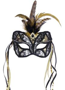 Lace Venetian Mask