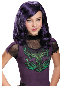Mal Wig From Disney Movie Descendants