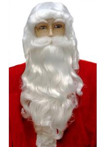 Mr Claus Set White