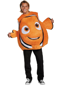 Nemo Adult Costume