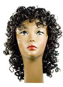 New Michael Curly Wig