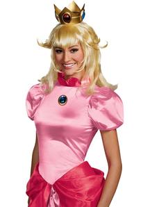 Princess Peach Wig