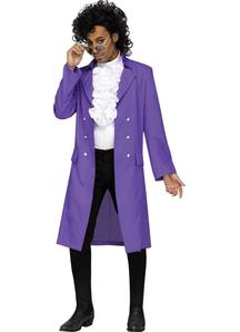 Purple Coat Adult