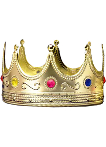Regal King Crown