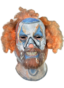 Rob Zombie Schitzo Head Mask For Adults.