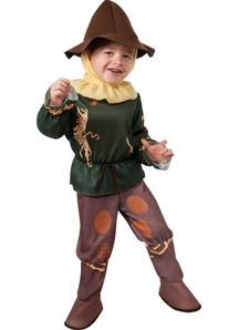 Scarecrow Costume For Children