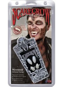 Scarecrow Werewolf Fangs