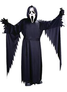 Scream Ghost Face Costume For Teens