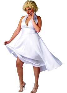 Screen Goddess Costume For Adults