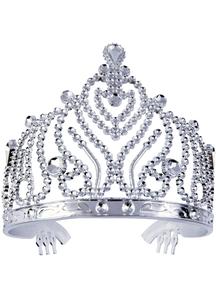 Silver Tiara Child