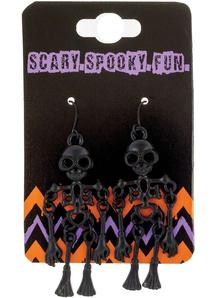 Skeletons Earrings