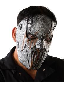 Slipknot Mick Mask For Adults - 20494