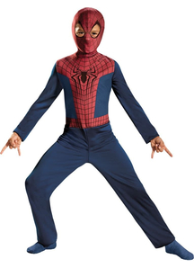 Spider Man Avengers Costume Child