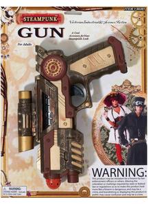 Steampunk Style Space Gun