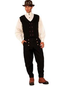 Steampunk Style Vest