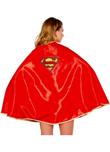 Supergirl Adult Cape 30 In