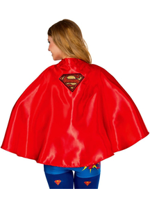 Supergirl Adult Cape - 20389