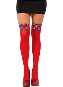 Supergirl Adult Tights
