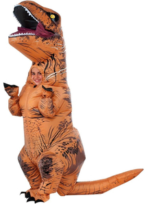 T Rex Inflatable Costume For Adults - 20482