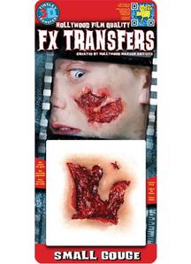 Transfers Gouge 3D Fx
