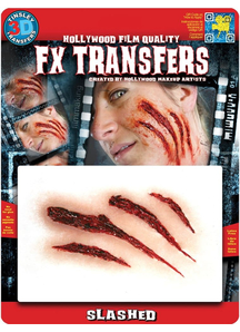 Transfers Slashed 3D Fx