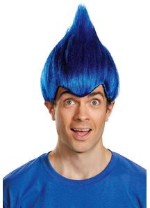 Wacky Wig Dark Blue