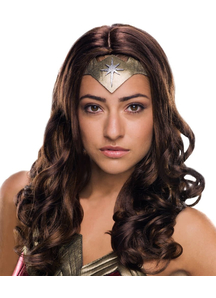 Wonder Woman Prestige Wig Adult
