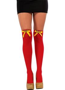 Wonder Woman Stockings Adult