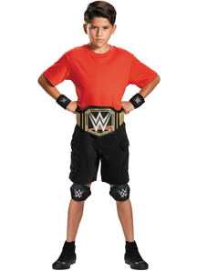 Wwe Champion Kit For Children