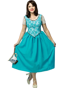 Once Upon A Time Belle Costume Adult