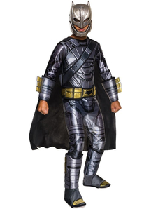 Armored Batman Costume For Children