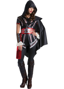 Assassins Creed Ezio Womens Costume