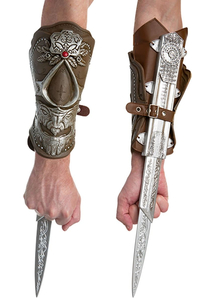Assassins Creed Ezios Bladed Gauntlet
