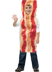 Bacon Toddler Costume