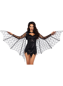 Bat Lace Wings