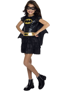 Batgirl Costume For Children