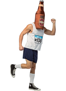 Beer Run Adult Costume