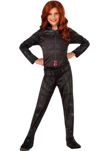 Black Widow Child Costume - 21250