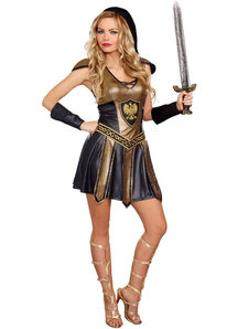 Brave Warrior Adult Costume