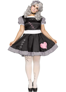 Broken Doll Adult Costume - 20804